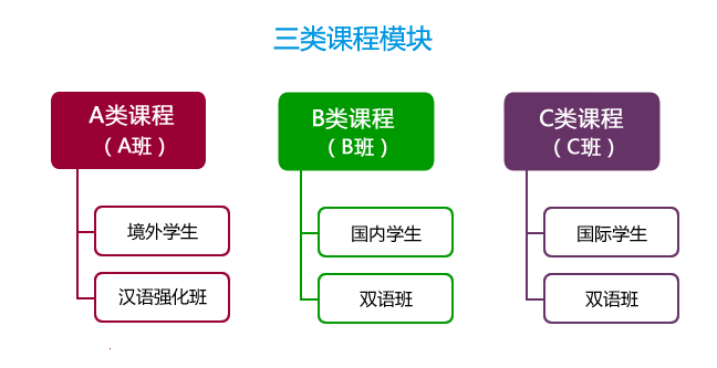 上海市民办复旦万科实验学校课程模块
